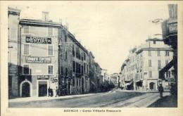 1929-Brescia Corso Vittorio Emanuele, Cartolina Viaggiata - Brescia