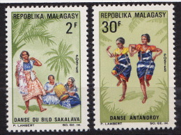 MALAGASY  N� 443 / 444  NEUF**LUXE