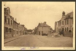 NEUFCHATEL Sur AISNE Rare Rue Principale (Combier) Aisne (02) - France