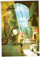 A Lane In The Old City, Jerusalem - Israel