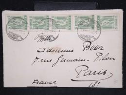 GRECE- Enveloppe Pour La France En 1920 - A Voir - Lot P12497 - Grecia