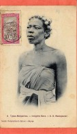 Types MALGACHES  - Indigène Bara - S.O. Madagascar - - Madagascar