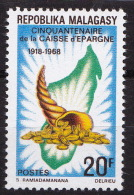 MALAGASY  N° 457 NEUF**LUXE - Madagaskar (1960-...)