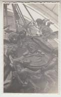 Poperinge St Bertinuskerk fotokaart van kuntschatten, op agfa papier. Reeks priv� foto�s (pk22691)
