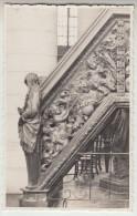 Poperinge St Bertinuskerk fotokaart van kuntschatten, op agfa papier. Reeks priv� foto�s (pk22706)