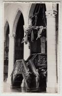 Poperinge St Bertinuskerk fotokaart van kuntschatten, op agfa papier. Reeks priv� foto�s (pk22685)