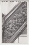 Poperinge St Bertinuskerk fotokaart van kuntschatten, op agfa papier. Reeks priv� foto�s (pk22675)