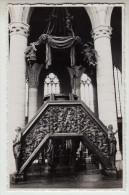 Poperinge St Bertinuskerk fotokaart van kuntschatten, op agfa papier. Reeks priv� foto�s (pk22684)