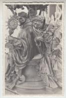 Poperinge St Bertinuskerk fotokaart van kuntschatten, op agfa papier. Reeks priv� foto�s (pk22695)