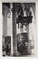 Poperinge St Bertinuskerk fotokaart van kuntschatten, op agfa papier. Reeks priv� foto�s (pk22683)