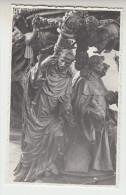 Poperinge St Bertinuskerk fotokaart van kuntschatten, op agfa papier. Reeks priv� foto�s (pk22673)