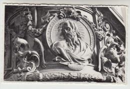 Poperinge St Bertinuskerk fotokaart van kuntschatten, op agfa papier. Reeks priv� foto�s (pk22693)