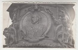 Poperinge St Bertinuskerk fotokaart van kuntschatten, op agfa papier. Reeks priv� foto�s (pk22692)