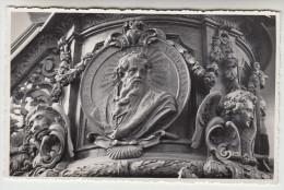 Poperinge St Bertinuskerk fotokaart van kuntschatten, op agfa papier. Reeks priv� foto�s (pk22700)