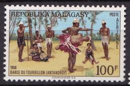 MALAGASY  SERIE N� 567 A 570 OBL