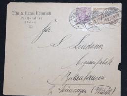 ALLEMAGNE - Enveloppe De Pfullendorf En 1922 - A Voir - Lot P12508 - Briefe U. Dokumente