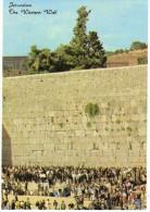 The Western Wall, Jerusalem - Israel