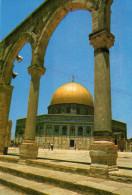 Dome Of The Rock, Jerusalem - Israel