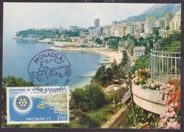 Monaco - Carte Maximum - Monte Carlo - Cartes-Maximum (CM)