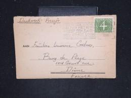 PAYS BAS - Enveloppe Dépliante Avec Cp Pour La France En 1946 - A Voir - Lot P12524