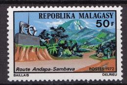 MALAGASY   N° 507   NEUF**LUXE - Madagaskar (1960-...)