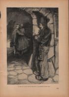 Liebesleute - Druck, Entnommen Aus Velhagen Und Klasings- Monatsheften/ 1924 - Zeitungen & Zeitschriften
