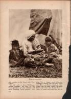 Zigeunermutter/ 14 Jährige Javanerin Mit Kind - Druck, Entnommen Aus Velhagen Und Klasings- Monatsheften/ 1924 - Zeitungen & Zeitschriften