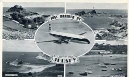 AVIATION(JERSEY) - 1946-....: Ere Moderne