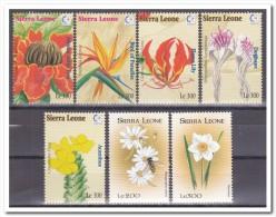 Sierra Leone 1995, Postfris MNH, Flowers - Sierra Leone (1961-...)