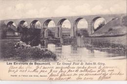 SOLRE-SAINT-GERY : Le Grand Pont - Beaumont
