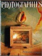 PHOTOGRAPHIES MAGAZINE N° 25 :  PROFESSION VOYAGEUR . 1990 - Livres, BD, Revues