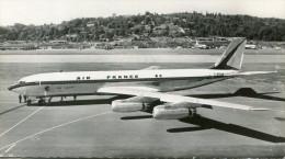 AVIATION(AIR FRANCE) BOEING 707(AIR ALGERIE) - 1946-....: Ere Moderne