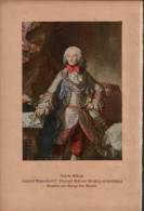 Johann Maximilian IV, Emanual Graf Von Prensing Hohenschau - Druck, Entnommen Aus Velhagen Und Klasings- Monatsheften/ - Zeitungen & Zeitschriften