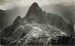 CARTE PHOTO  PEROU - Peru