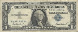 USA 1 DOLLAR 1957 VF P 419
