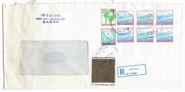 Croatia.Yugoslavia.MIX FRANKING.R - Letter :  Zabok Via Skopje 29.04.1991.RARE - Croatia