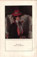 Der Rote Hut - Druck, Entnommen Aus Velhagen Und Klasings- Monatsheften - Zeitungen & Zeitschriften