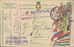 Ss630 - Franchigia Militare-posta Militare-per Giulianova - Militari
