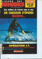 L´HEBDO Des JUNIORS N° 211  Septembre 1997  Dossier BD LUCKY LUKE  Dessins De Blachon Et Florence Cestac  Très Bon état - Culture