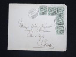 SUISSE - Enveloppe Pour La France En 1904 - A Voir - Lot P12538 - 1882-1906 Armarios, Helvetia De Pie & UPU