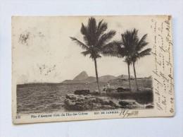 AK   BRAZIL  BRASIL  RIO DE JANEIRO  1905 - Rio De Janeiro
