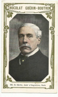 CHROMOS GUERIN-BOUTRON - LIVRE D'OR CELEBRITES - 392 - Sir BERTIE, AMBASSADEUR D'ANGLETERRE A PARIS - Guérin-Boutron