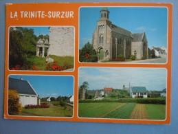 LA TRINITE SURZUR  Multivues - France