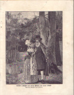 Schillers Abschied Von Seiner Mutter Vor Seiner Flucht- Druck, Entnommen Aus Velhagen Und Klasings- Monatsheften/ 1909 - Zeitungen & Zeitschriften