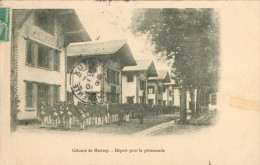 Colonie De Mettray Départ Pour La Promenade - Autres Communes