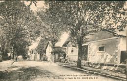 Montmoreau Distillerie Et Chais De M. AUGER... - Sonstige Gemeinden