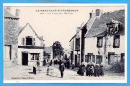 56 - Le FAOUET --  Rue Pober - Le Faouet