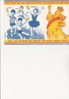 BUVARD -PUBLICITE -  LE BEURRE - Food