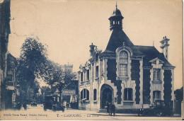 CABOURG LA POSTE CPA NO 7 ANIMEE - Cabourg