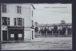 NANCY HOSPICES ET FRANCOIS LOUIS VINS - Nancy